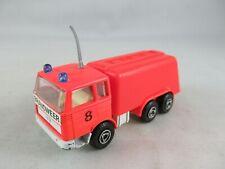Efsi Mercedes Truck Tanker Fire Truck Brandweer