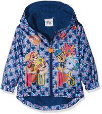 Manteaux, vestes et tenues de neige bleues en résistant à l'eau en polyester pour fille de 2 à 16 ans