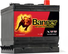 Starterbatterie für Auto und Vans Banner  Starting Bull 06612 010066120101 6V 66