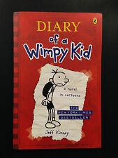 Jeff Kinney ~ PB AC ~ Diary of A Wimpy Kid ~ Fast Free Post