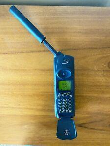 Working Motorola Iridium Satellite 9500 Phone SAT Phone NO RESERVE