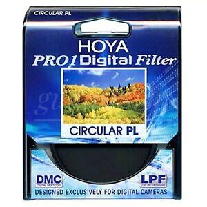 HOYA PRO1 Digital SLIM C-PL Filter Camera Lens 77mm Circular Polarizing Filter