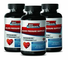 Blood Pressure Support 820mg -  Normal Sodium Excretion Pills 3B