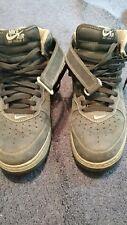 Nike Air Force 1 Mid 306352-401 Basketball Mens Size 11 Dark Obsidian Stealt