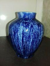 superbe et ancien vase ceramique  signé  Keramis