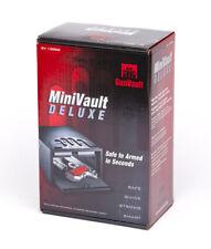 *GunVault Minivault Deluxe Digital Pistol Safe GV1000C-DLX