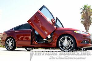 Vertical Doors - Vertical Lambo Door Kit For Ford Fusion 2013-19 -VDCFFUS13