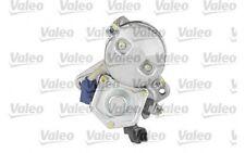 VALEO Motor de arranque 1,4kW 12V TOYOTA AVENSIS COROLLA PICNIC RAV 458328