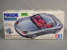 Vintage TAMIYA 1/10 PORSCHE BOXSTER  #58197