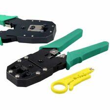 Tenaza Crimpadora Pelacables para Cables RJ45 RJ11 de Red Telefono