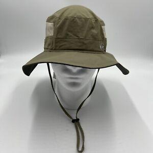 Columbia Omni-Shade Sun Protection UPF 50 Booney Bucket Hat Unisex O/S Green