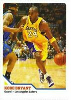 KOBE BRYANT Rare Large Lot ( 10 ) UNCUT SHEETS Cards Sports Illustrated 90 cards