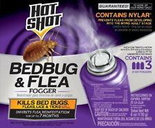 Hot Shot Bedbug Flea Fogger, 3/2-oz
