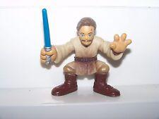 Star Wars Obi-Wan Kenobi 2004 Hasbro Galactic Heroes Dirty Outfit Figure #3