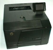 HP LaserJet Pro 200 M251nw Wireless Color Laser Printer (only 220 pages printed)
