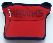 NBA Atlanta Hawks Adidas Adult Adjustable Fit Sun Visor NEW!