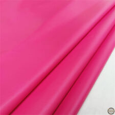 Stationery PVC Faux Leather Leatherette Waterproof Fabric Smooth Material Craft