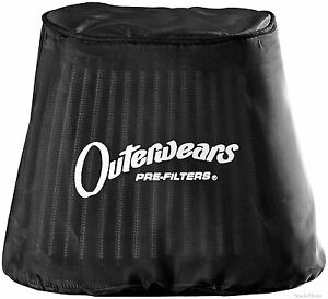 Outerwears Pre Air Filter Black Yamaha Grizzly 125 Blaster Breeze 125 Raptor 250