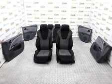 MANUALES Juego asientos completo SEAT LEON (1P1) REFERENCE Año 2005 756601