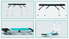Carrello Tavolo Sgabello alluminio Bench WORKER (3 prodotti in 1)