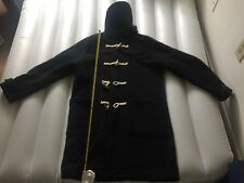 A&F Abercrombie & Fitch Fitch Men $300 Italian Wool-Blend Duffle Coat XL EXPEDIT