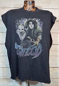 Vintage Official TWIZTID Psychopathic Records 2003 XXL Shirt Insane Clown Posse