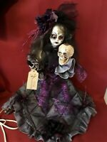 Sinisterly Sissy's 'Chairity' Undead,Spooky,Creepy,Haunted, Gothic, Animated