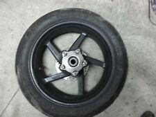 cerchio ruota post rear wheel con disco e gomma om. APRILIA RSV TUONO old 2003