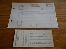 HENRY J ORIGINAL PRIZE TICKET + KAISER FRAZER ORDER FORM / K-F BROCHURE 2 For 1