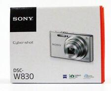 NEW Sony Cyber-shot DSC-W830 20.1MP Digital Camera - Silver
