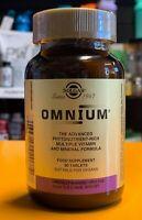 Solgar Omnium Advanced Phytonutrient Rich Multiple Vitamin & Mineral 90 caps