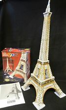 Wrebbit EIFFEL TOWER 300 PC 3-Dimensional 3-D PUZZLE
