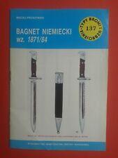 Nr.137 Bagnet Niemiecki wz.1871/84