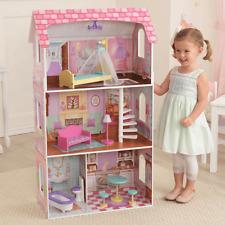 KidKraft Penelope Dollhouse 9pc Furniture Pretend Play Girls Barbies NEW 65179