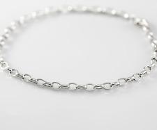 Echt 925 Sterling Silber Armband Damenschmuck silver