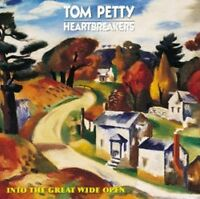 Tom Petty - Into The Great Wide Open (NEW CD)
