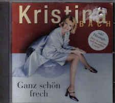 Kristina Bach-Ganz Schon Frech cd album