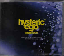 Hysteric Ego-Want Love cd maxi single
