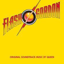 CD Flash Gordon- original soundtrack music by queen 077774621427