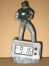 Resident evil Biohazard Hunk Statue with Clock Capcom very rare Figure