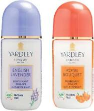 Yardley London Royal Bouquet and English Lavender Deodorant Roll on 50ML Each