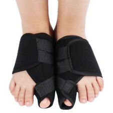 2x Big Toe Bunion Splint Straightener Corrector Pain Relief Hallux Valgus New
