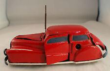 Joustra 2002 auto miracle 1946  tôle lithographiée automate ancien 13,5 cm