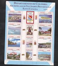 O) 2005 COLOMBIA, DEPARMENT - ARCHIPIELAGO SAN ANDRES PROVIDENCIA Y SANTA CATALI