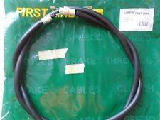 FIRSTLINE FKB2404 BRAKE CABLE- RH REAR fit Fiat Ulysse Peugeot (Discs) 00-07/01