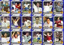 Real Zaragoza 1995 UEFA Cup winners Cup Winners football trading cards