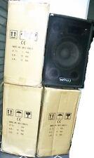 4 Diffusori (Casse acustiche) NOIZ 3002/C passivi 100W 8ohm 97dB Nuovo
