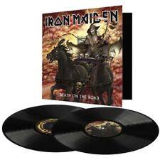 IRON MAIDEN - DEATH ON THE ROAD - 2 VINILOS [LP]