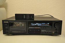KENWOOD KX 4520 Tape Deck 3Kopf 3Head Cassetten Kassettendeck Kassettenrecorder