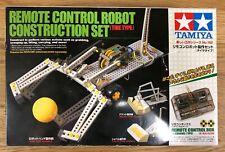C19 Tamiya 70162 RC Robot Construction Set (Tire Type) Model Kit